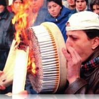 ¿Sabías que fumar es malo?