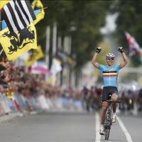 El mundial¡¡¡ (no te emociones, de ciclismo).